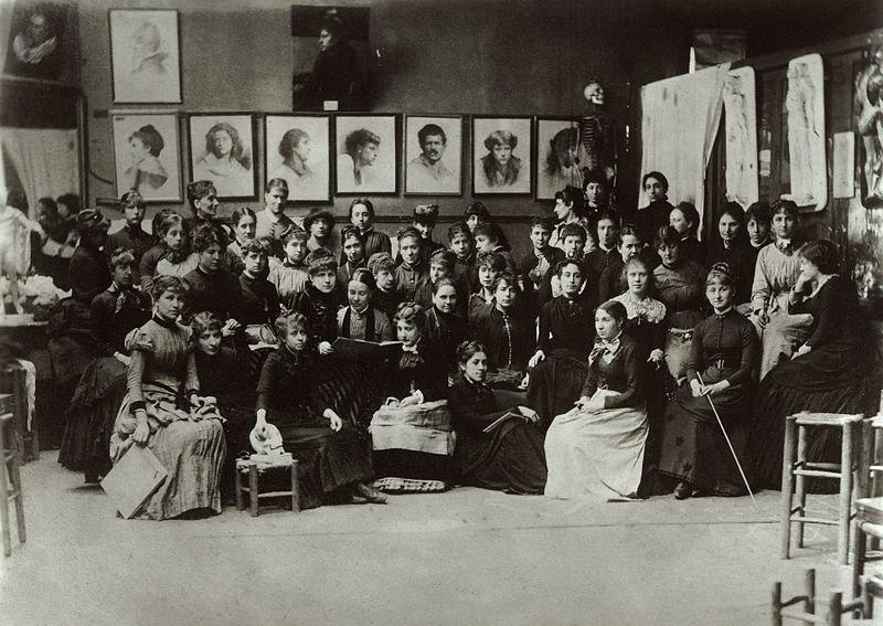 academie julian women