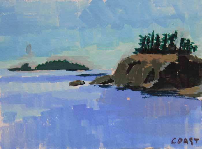 gouache courtney clinton sunshine coast
