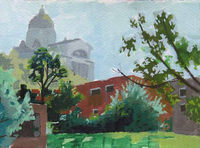 gouache courtney clinton st joseph