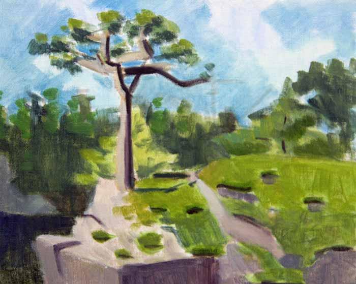 landscape courtney clinton