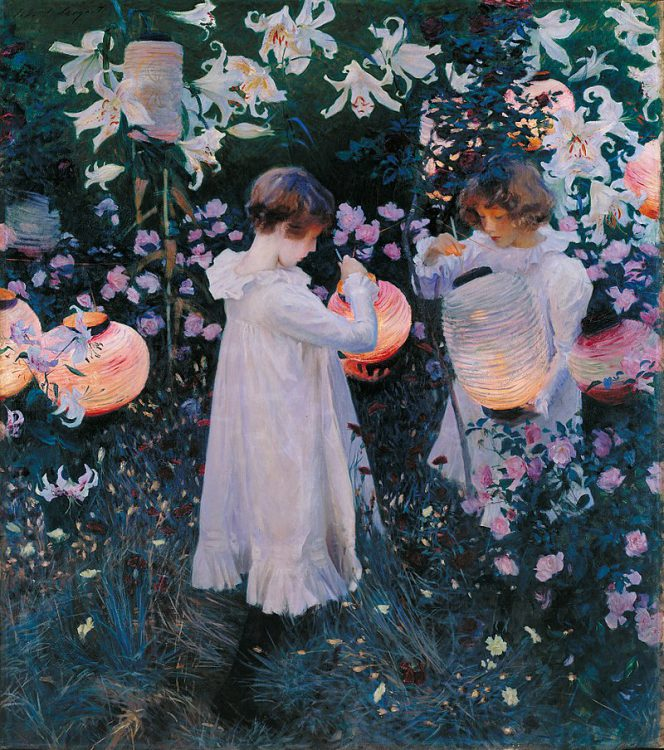 Sargent Carnation, Lily, Lily, Rose